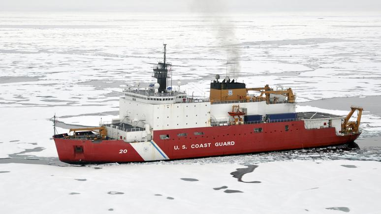 Times: США вложатся в ледоколы, чтобы бросить вызов «арктическому владычеству» России