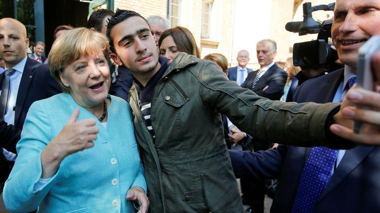 Die Zeit: Германии нужно стать терпимее, чтобы не отпугнуть мигрантов