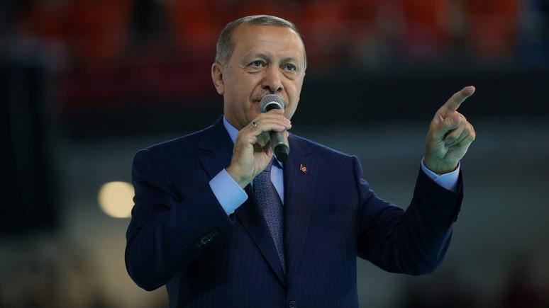 Der Spiegel: Турция дала «символический» ответ на санкции США