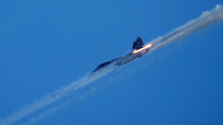 National Interest рассказал о Су-35 — истребителе, которого, возможно, стоит бояться ВВС США