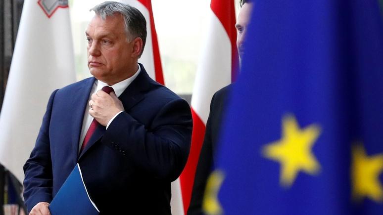 Обозреватель Politico: Орбан не проблема Европы, а симптом её политического недуга