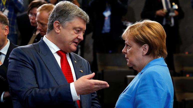 EurActiv: «Северный поток — 2» лишит Меркель доверия Восточной Европы