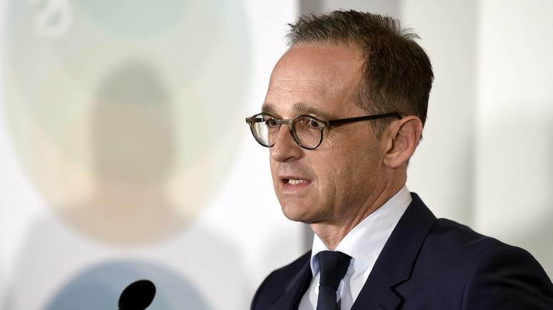 Глава МИД Германии: санкции США против Ирана грозят региону хаосом