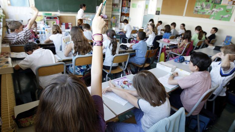 Ouest-France: эксперимент в австрийской школе сделал из школьников нацистов