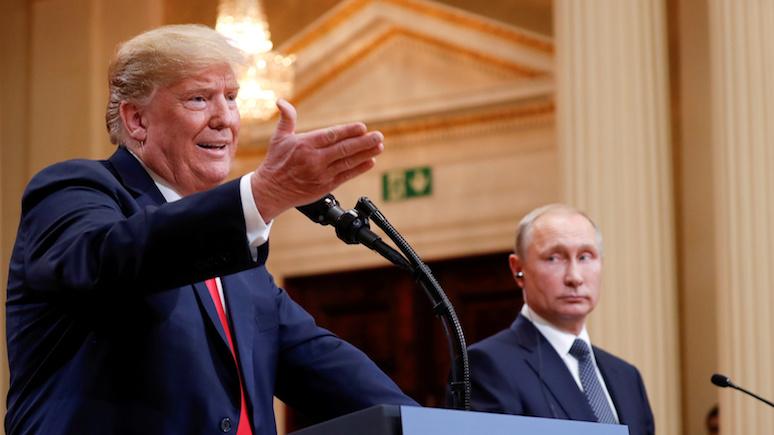 WPolityce: вопреки заверениям СМИ, Трамп не «продал» Украину Путину