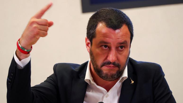 L'Express: Сальвини — человек, который «заставляет дрожать всю Европу»