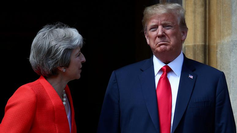 Обозреватель Guardian: Великобритания ещё более противоречива в отношении России, чем США