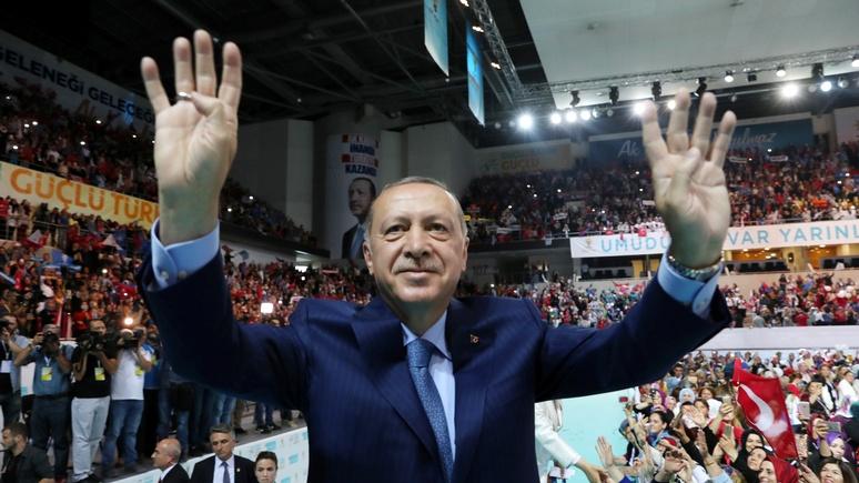 Le Monde: оставшись без поддержки США, Турция оказалась во власти Москвы