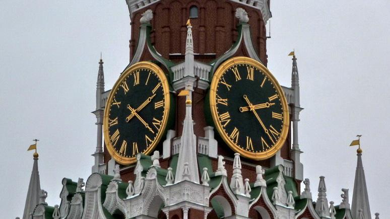 DE: проблема часовых стрелок — в какую сторону ни переводи, россияне недовольны