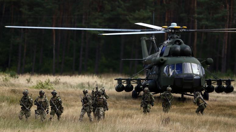 Local: к неудовольствию России морских пехотинцев США в Норвегии станет больше