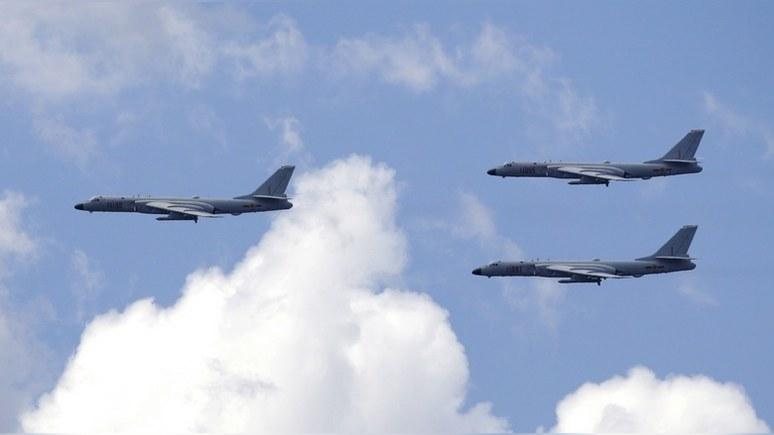 CNN: Пентагон заподозрил Китай в отработке воздушных ударов по США
