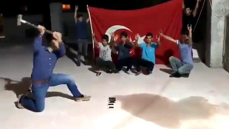 CBS News: сторонники Эрдогана устроили в Турции «айфоновые погромы»