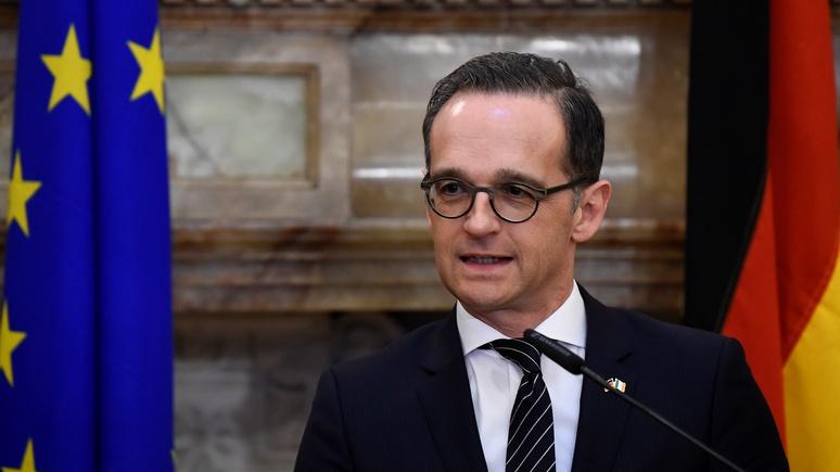 Глава МИД Германии: политика Трампа сплотила ЕС, как никогда