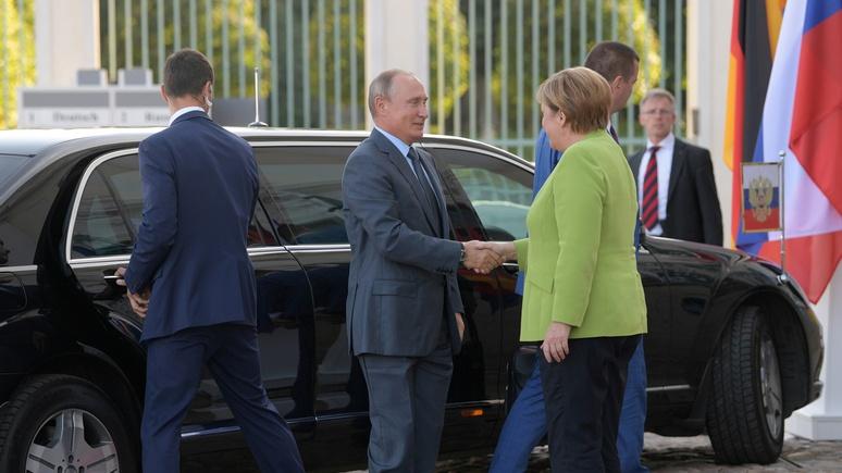 Der Spiegel: Берлин и Москва вернулись к нормальной дипломатии, и это уже прогресс