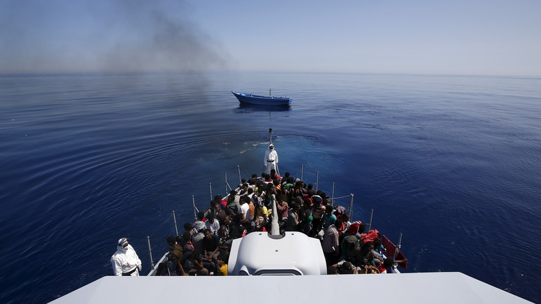 Сальвини: Италия больше не является лагерем для беженцев Европы
