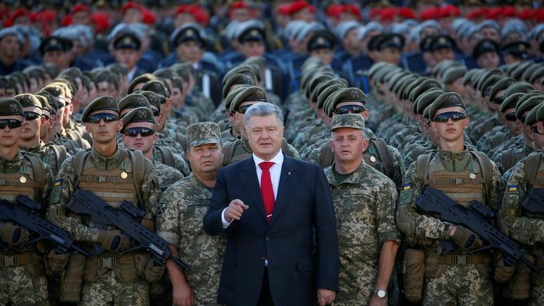 Порошенко: реформы Киева оказались под угрозой «российского вмешательства»