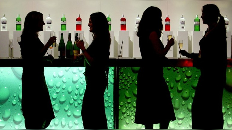 Times: британки вошли в число самых пьющих женщин мира