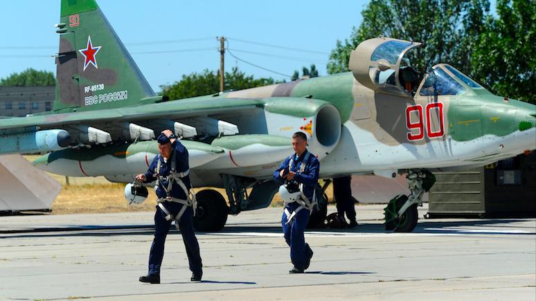 RP: Россия признала, что войну в Сирии она превратила в полигон