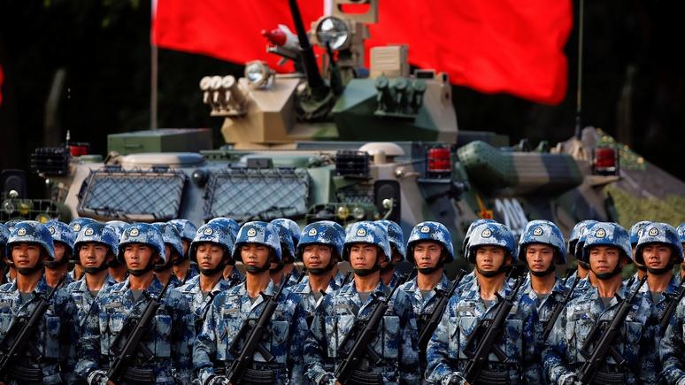 SCMP: в учениях «Восток-2018» примут участие элитные китайские военные