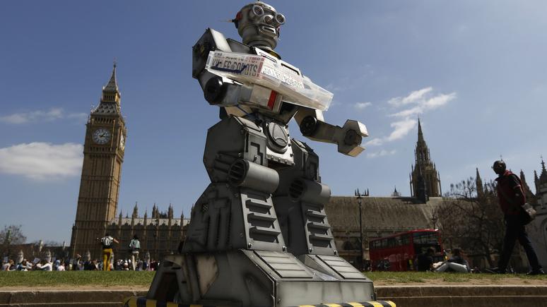 Fox: США и Россия вступились за «бездушных роботов-убийц»