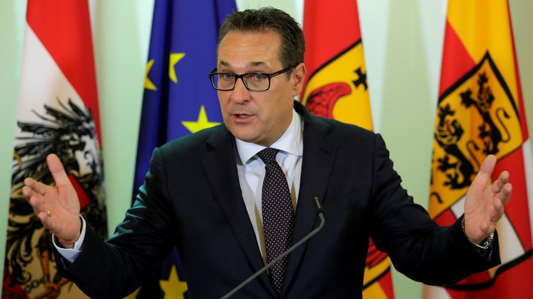 Der Standard: вице-канцлер Австрии назвал Путина открытым и сердечным человеком