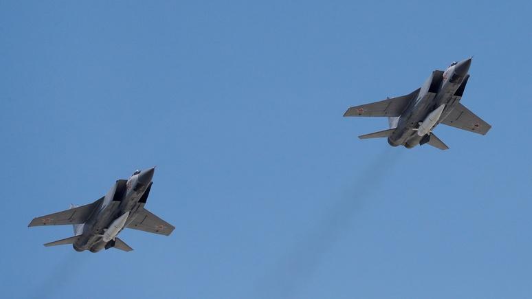 National Interest: Россия создаёт замену для истребителя-перехватчика МиГ-31