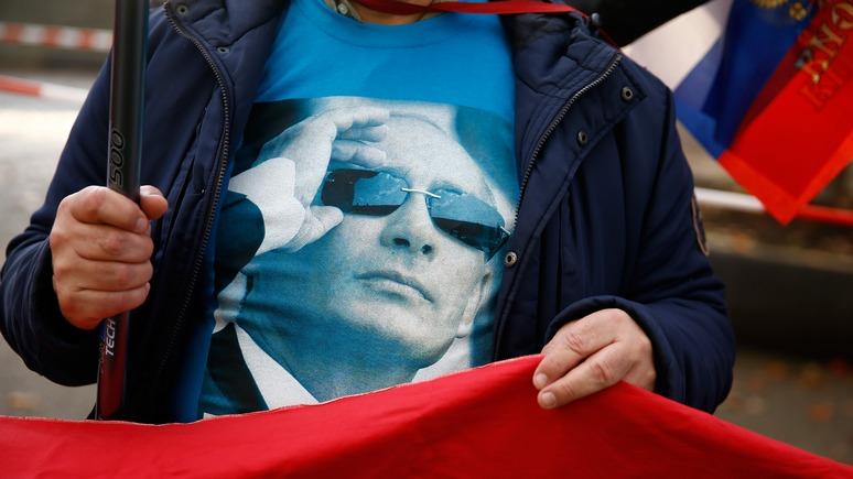 Der Standard объяснил высокую популярность Путина на Западе