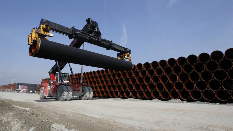 Bloomberg: «Северный поток — 2» не угрожает европейским экономическим интересам