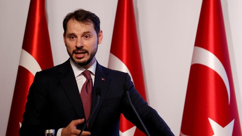 Hill: Турция предупреждает, что санкции США обострят проблему терроризма и миграционный кризис