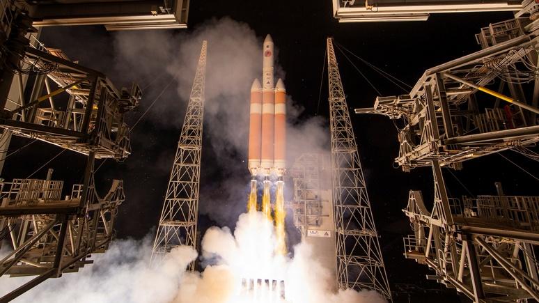Forbes нашёл 10 причин, почему отдельные космические силы сделают США слабее