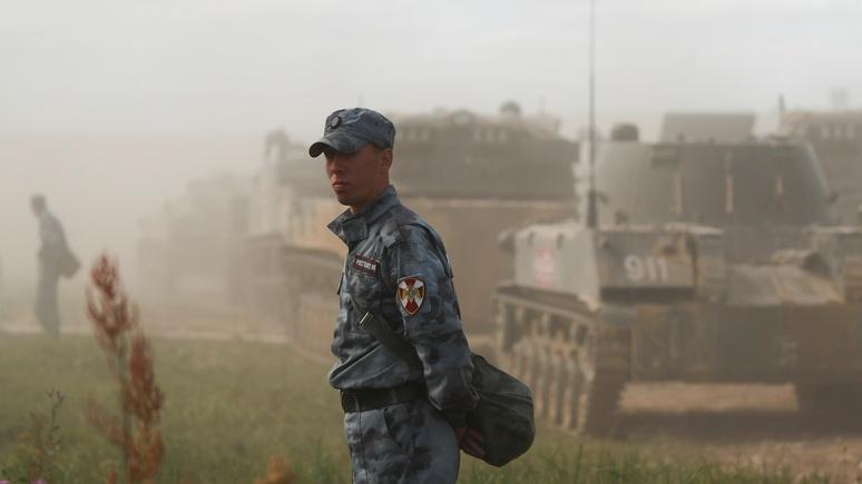 Washington Examiner объяснил, почему НАТО не стоит бояться учений «Восток-2018»