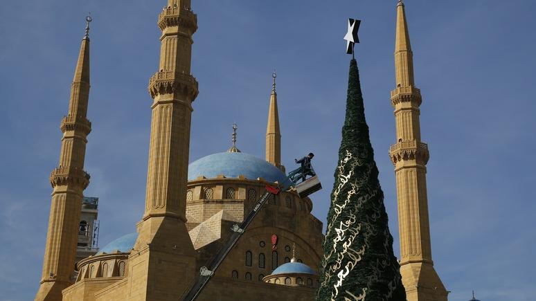 Channel NewsAsia: в отличие от Сирии Россия завоёвывает Ливан «мягкой силой»