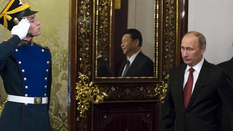 Duowei News: даже без союза Москва и Пекин бросают вызов Вашингтону