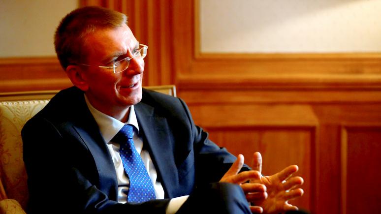 Глава латвийского МИД: в НАТО Латвию привёл «опыт жертвы»