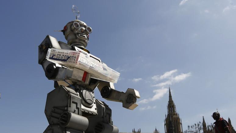 Politico: США и Россия мешают ООН перейти к официальным переговорам по запрету «роботов-убийц»