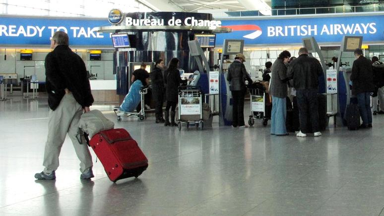 Independent: эксперты представили, как бы выглядела атака с «Новичком» в аэропорту Хитроу