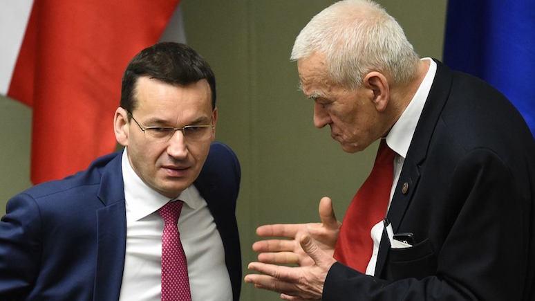 Rzeczpospolita: отец премьера Польши советует сыну пригласить Путина в гости
