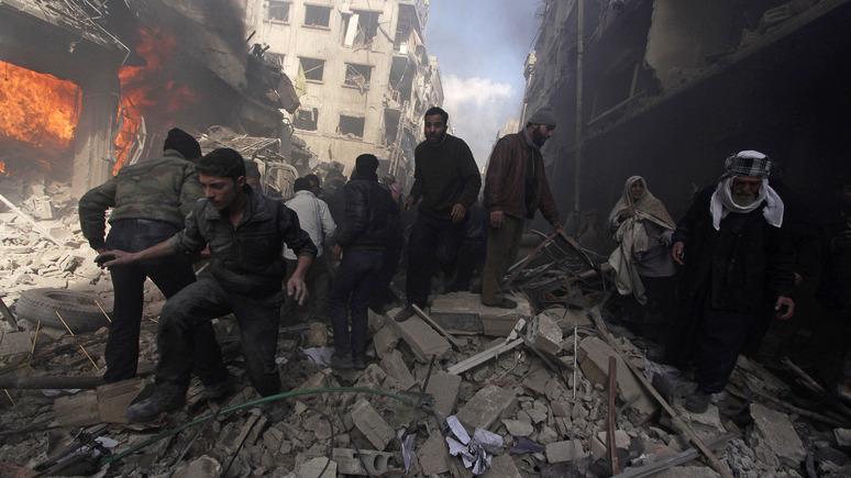 Обозреватель BV: со стороны Запада «было бы более человечно» помочь России положить конец сирийской войне