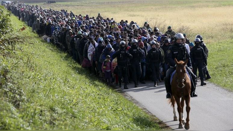 Independent: миграционный кризис укрепит позиции правых сил на выборах в Европарламент
