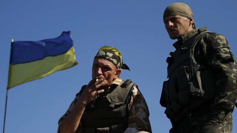 Апостроф: проблема наркомании в украинской армии реальна и представляет опасность