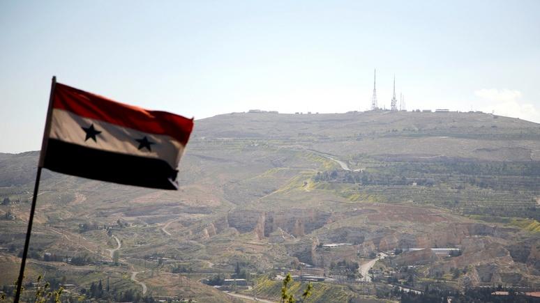 BI: Вашингтон грозит новым авиаударом по Сирии — и спасение сирийцев ни при чём