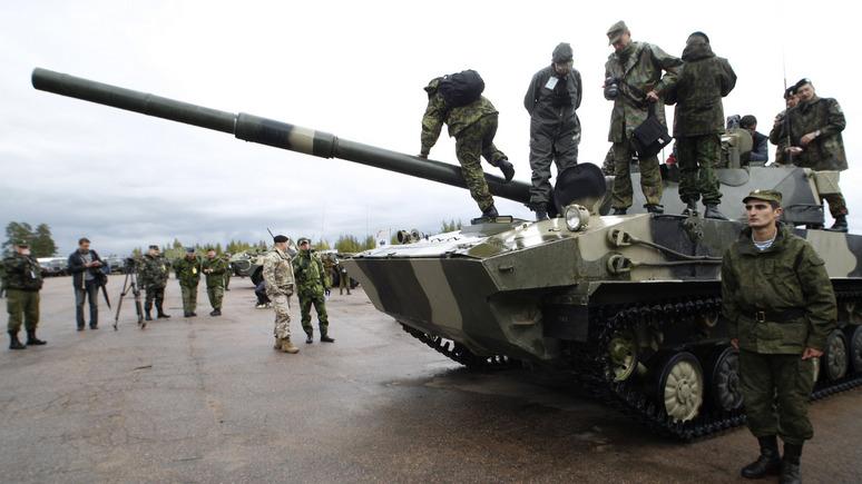 National Interest: новая мобильная бронетехника США изменит правила ведения войны на суше