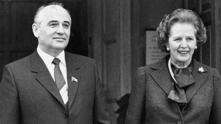 Guardian: ветеран британских спецслужб рассказал, как сорвал покушение на Горбачёва