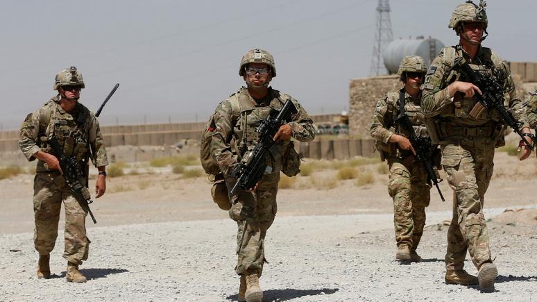 CNN: войска США в Сирии начали учения в ответ на «российскую угрозу»