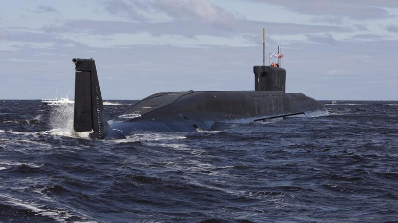 Daily Mail: британские военные оказались не способны обнаружить «смертоносные подлодки» Путина
