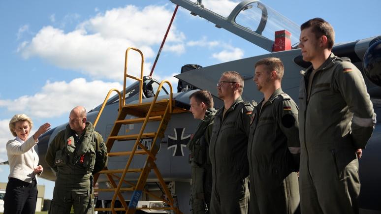 Die Zeit: в СДПГ отвергли идею военного участия Германии в сирийском конфликте