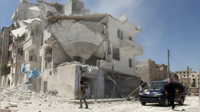 Эрдоган: «Мир должен остановить Асада»