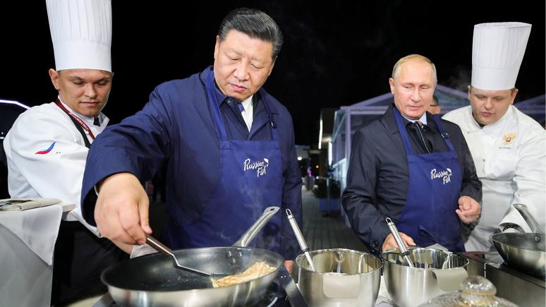 Обозреватель WT: Китай одурачил США и теперь взялся за Россию
