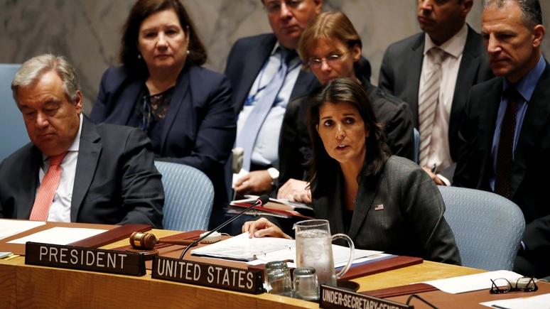 CNN: Хейли пригрозила России и Ирану «крайне серьёзными последствиями» за наступление на Идлиб