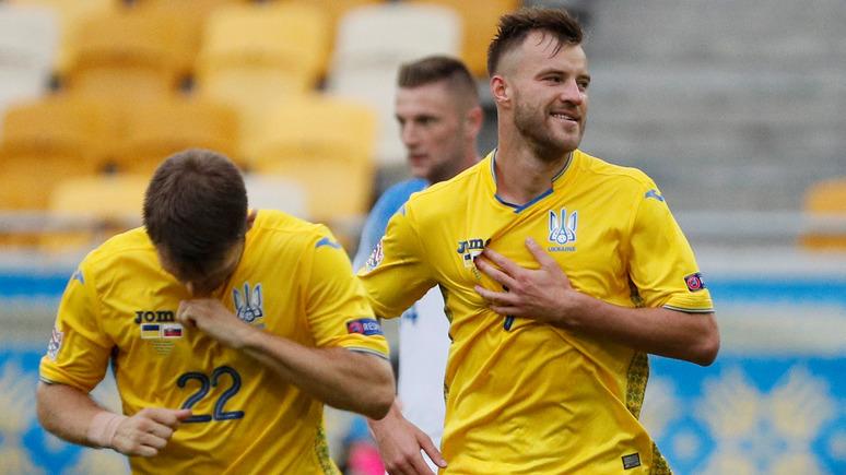 Tageszeitung: новая форма украинских футболистов разожгла старый конфликт